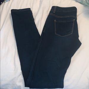 """Olivia"" Dark Wash Skinny Jean"